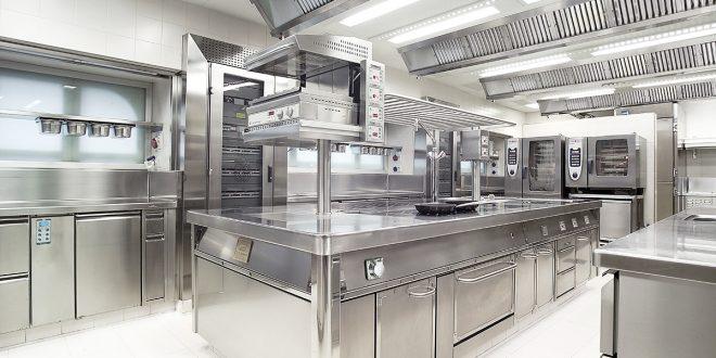 5 vantaggi dell\'acciaio inox nelle cucine professionali